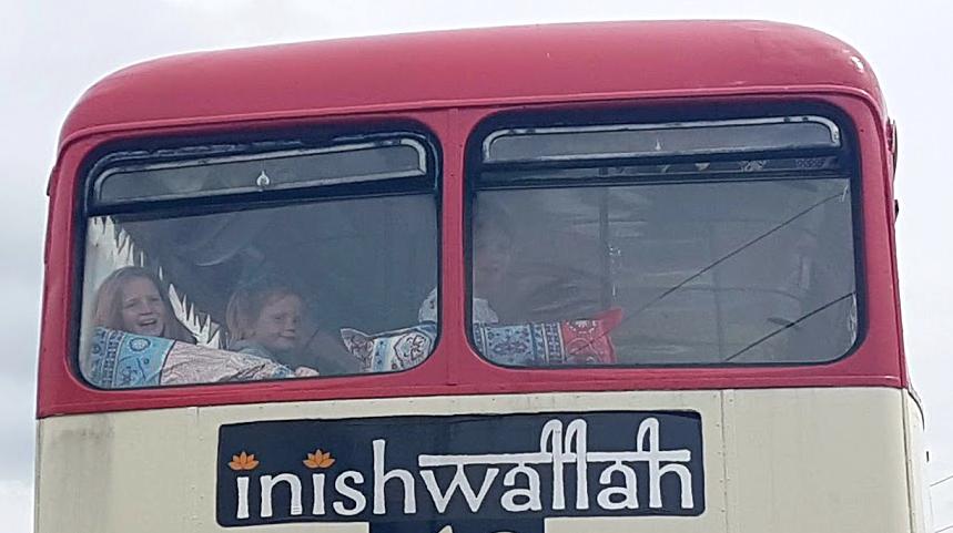 Inishwallah food truck