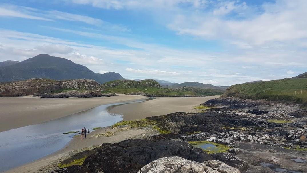 Lettergesh beach