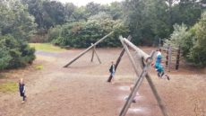 Dunmore East holiday park play ground