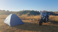 camping for one curracloe campsite