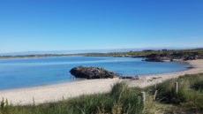eco camping beach clifden